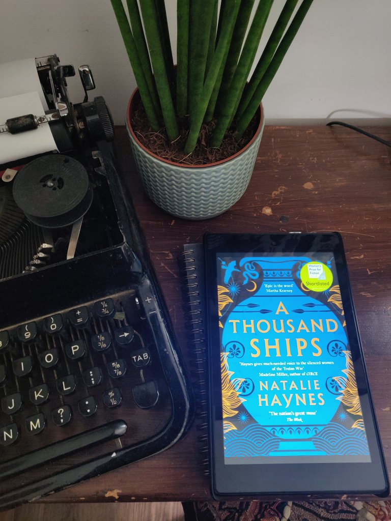 A Thousand Ships by Natalie Haynes